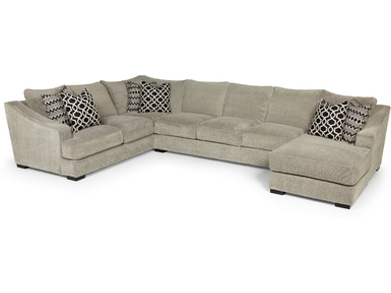 Stanton 338-Sectional - Portland, OR | Key Home Furnishings .