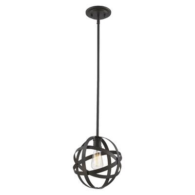 Wrought Studio Prange 1-Light Single Geometric Pendant & Reviews .