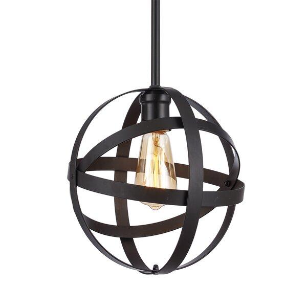 Prange 1 Light Single Globe Pendants