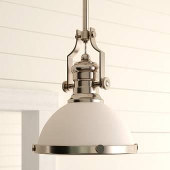 Doroteia 1 - Light Single Dome Pendant & Reviews | Birch La