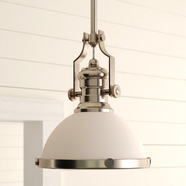 Birch Lane™ Heritage Proctor 1-Light Bowl Pendant & Reviews .