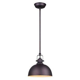 Proctor 1 Light Bowl Pendant | Wayfa