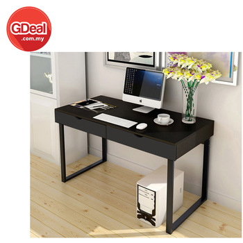 High Quality Computer Desk With Drawer Intimate Handle Comfortable .