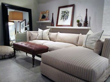 Quatrine Chicago - eclectic - sectional sofas - los angeles .