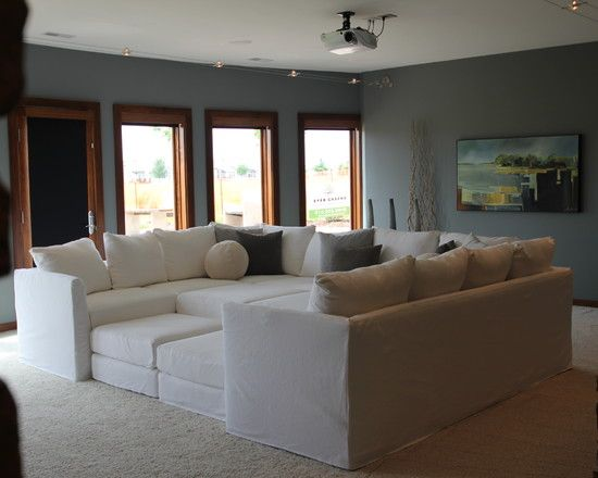Contemporary Sectionals Design Ideas, Pictures, Remodel and Decor .