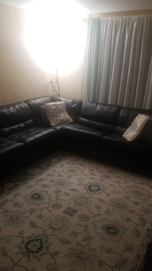 New and Used Leather sofas for Sale in Jersey City, NJ - Offer