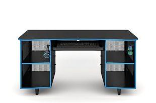 Whalen Emergent Gaming Laminate Desk SPUS-EGDB | Quill.c