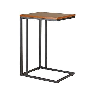 """Quill Brand® 22.4""""H x 15.5""""W Computer Desk, Espresso (43921 ."""