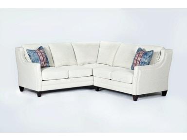 Marshfield Furniture Living Room 1936-Sectional - Harvey's .