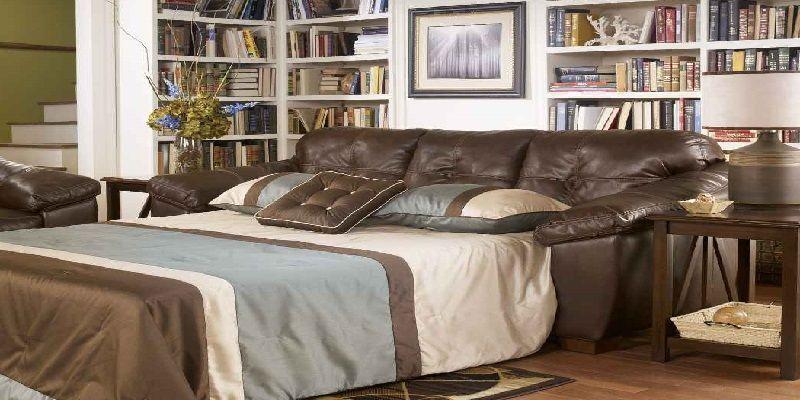 Leather Sleeper Sofa Raleigh NC | Leather sleeper sofa, Cozy sofa .