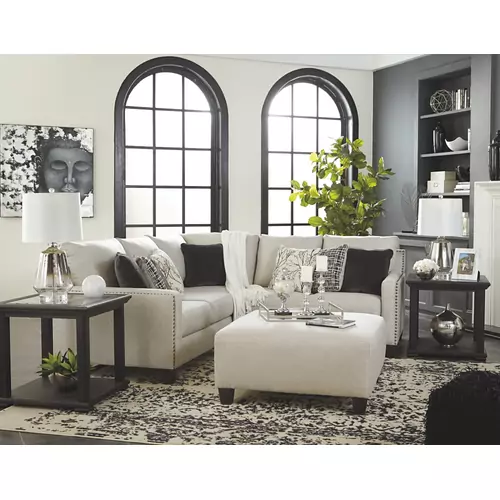 41501S1 in by Ashley Furniture in Raleigh, NC - Hallenberg 2-piece .