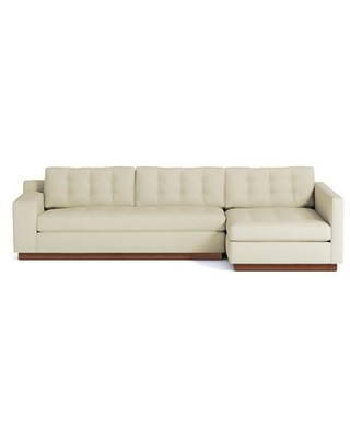New Deal for Raleigh 2pc Sectional So