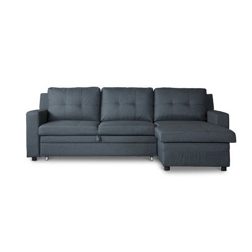 Found it at Joss & Main - Raleigh Sectional Sofa | Grey sectional .