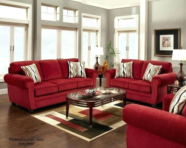 Shiny red leather sofa design ideas Photos, idea red leather sofa .