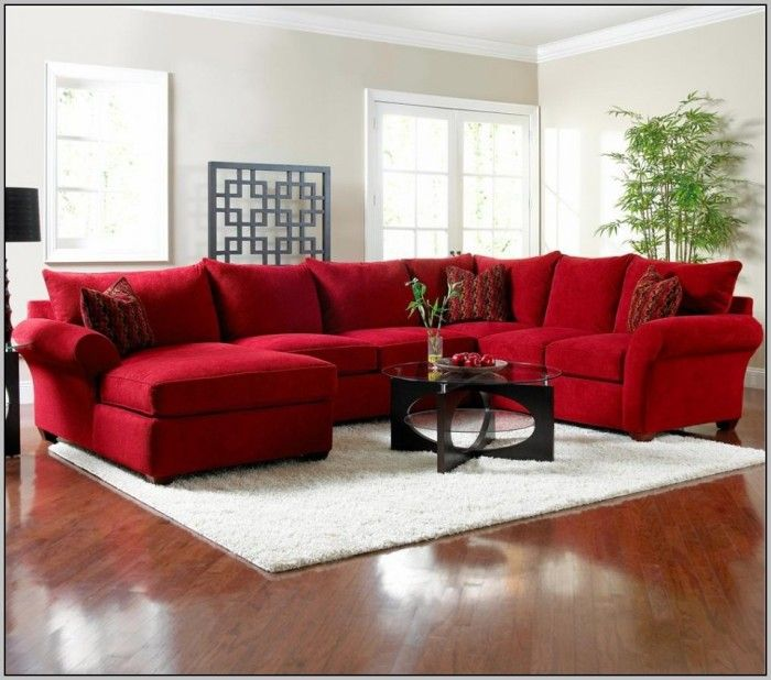 Red Sectional Sofa | Best Collections of Sofas and Couches .