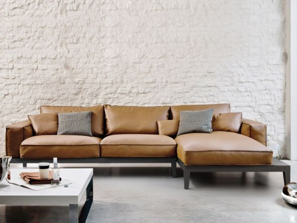 The Caresse Fly Sectional Cofa by ADP Desi