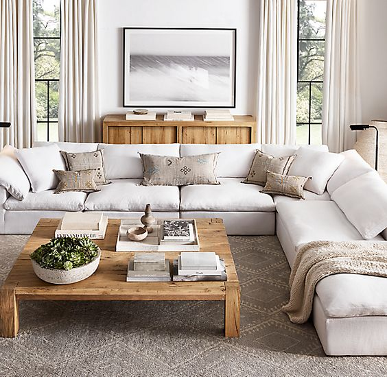 Truth about Restoration Hardware's Cloud Sofa — Jen Talbot Desi