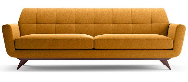 Mid-century modern furniture 'manu-tailer' Joybird Furnitu