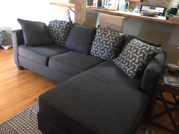 Like new sectional couch - $400 (Roanoke) | Furniture For Sale .