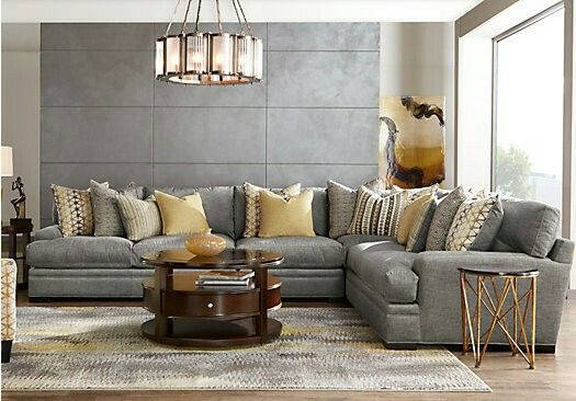 Pin by Leslie Tomecsek on Home Improvements | Gold living room .
