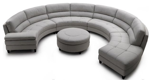 Round Sofa - Great ideas for designing a cozy sitting area Round .