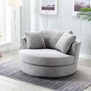 Round Swivel Sofa Chair | Wayfa