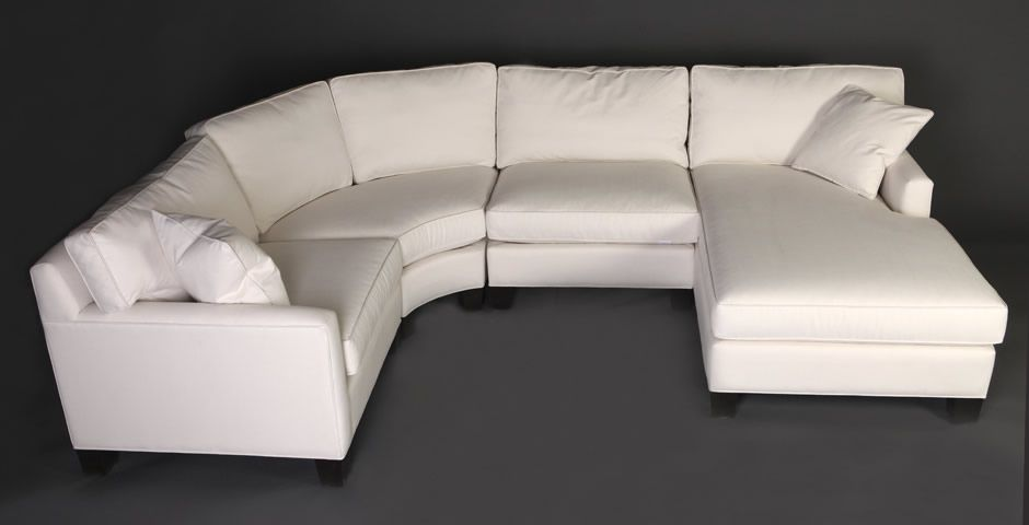 Gresham House Sectionals | Curved corner sofa, Furniture, Corner so