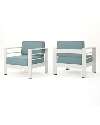 Amazing Savings on Royalston Outdoor Patio Chair with Cushions .