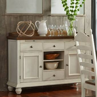 Rosecliff Heights Ruskin Sideboard & Reviews | Wayfa