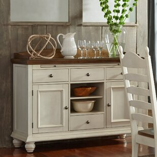 Distressed Cream Buffet | Wayfa