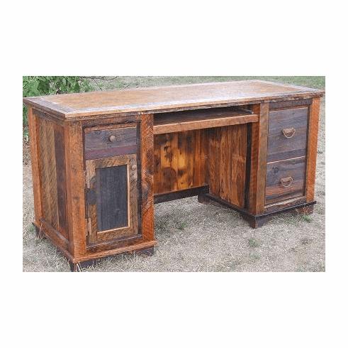 Rustic Computer Desks