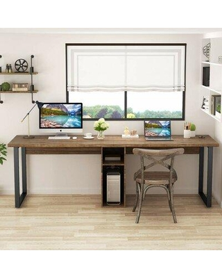 Great Sales on Project Tidy Beth Computer Desk LTTT1236 Color: Rust