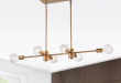 Ivy Bronx Ryker 1-Light Single Dome Pendant | Wayfair in 2020 .