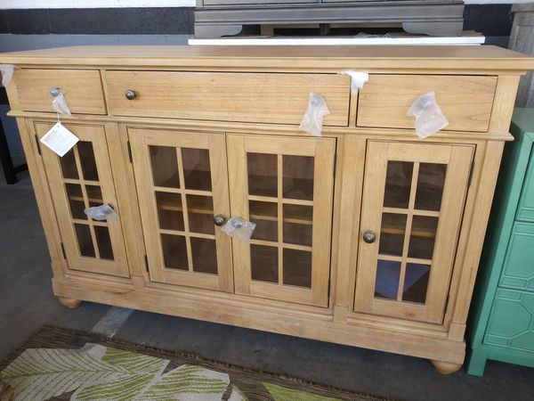 Saguenay sideboard for Sale in Fontana, CA - Offer