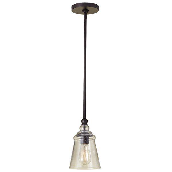 Sargent 1 - Light Single Bell Pendant | Pendant lighting, Ceiling .
