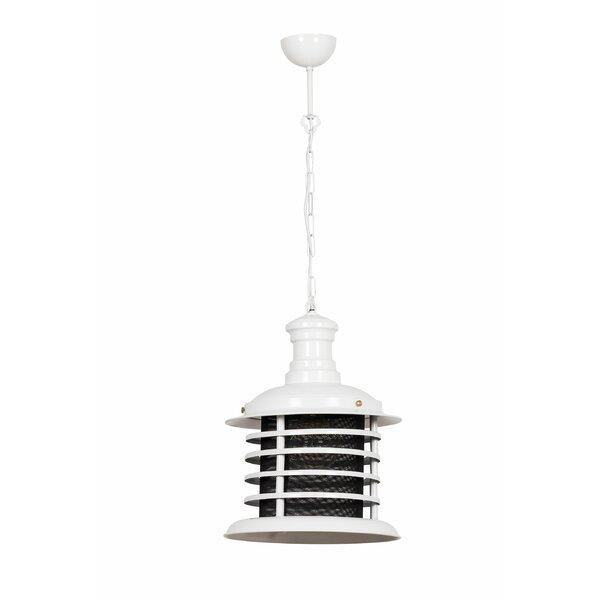 Longshore Tides Sargent 1 - Light Single Bell Pendant | Wayfa