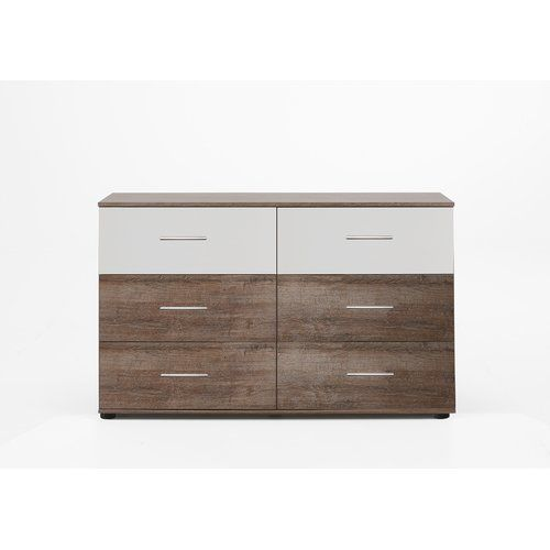 Sayles Sideboard | Adjustable shelving, Drawers, Wood speci