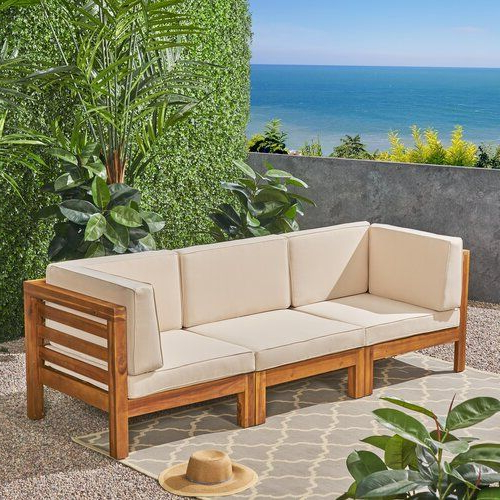 The Best Seaham Patio Sectionals With Cushio