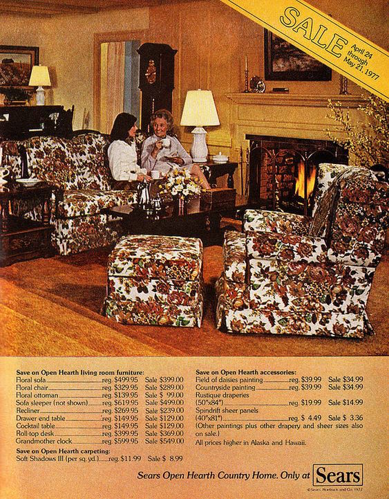 It Came From the '70s: The Story of Your Grandma's Weird Couch .