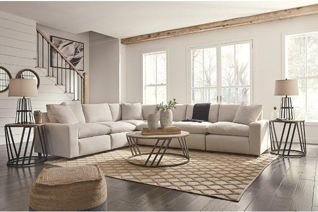 Savesto 6-Piece Sectional | Ashley Furniture HomeSto