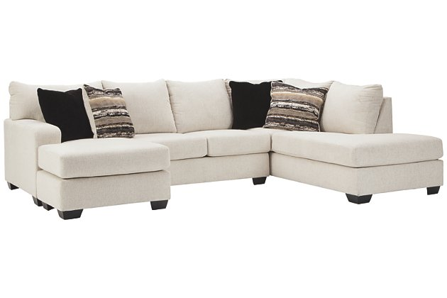 Cambri 2-Piece Sectional with Chaise | Ashley Furniture HomeSto