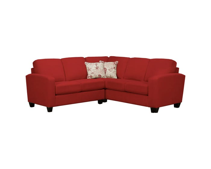 Sectional | Sofa by Fancy red 9975 | Lastman's Bad B