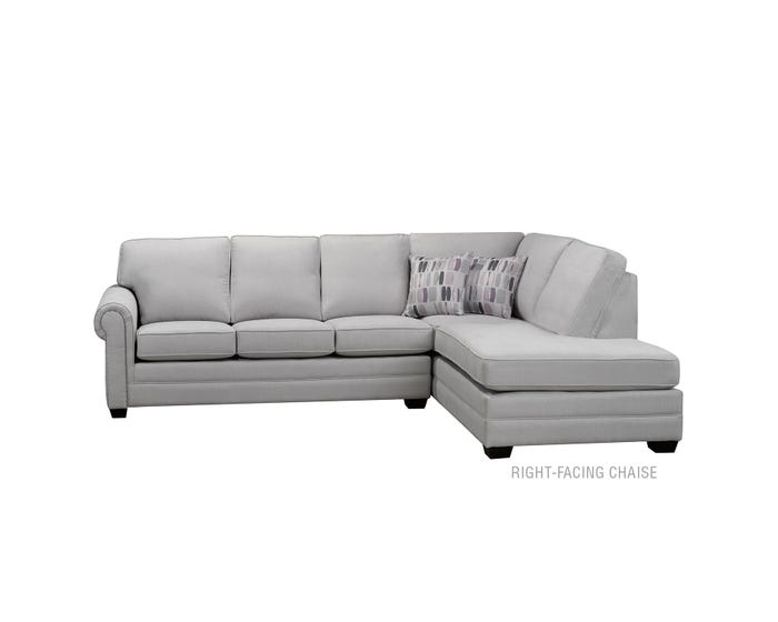 2 Piece Sectional Cou