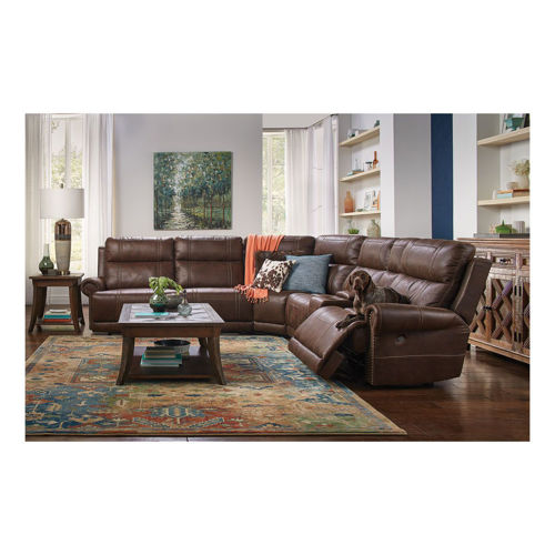 Henderson 7 Piece Sectional | Badcock Home Furniture &mo