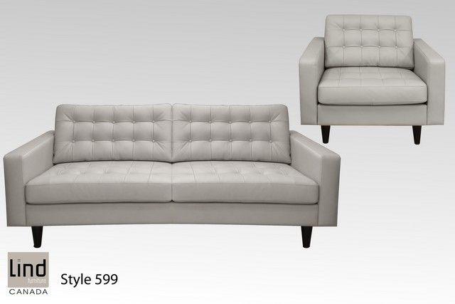 Sofa Furniture Canada in 2020 | Ikea sofa, Genuine leather sofa .
