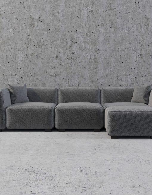 Soft-Cube: Modern Modular Sofa Set | Expand Furniture - Folding .