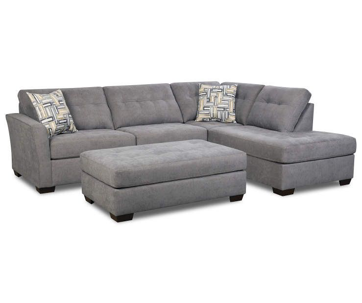 Lane Home Solutions Pasadena Left-Arm-Facing Sofa Piece - Big Lots .