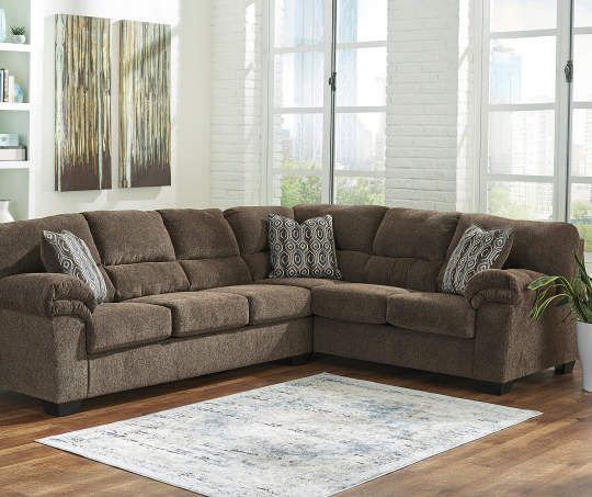 Signature Design by Ashley Brantano Living Room Sectional | Big .