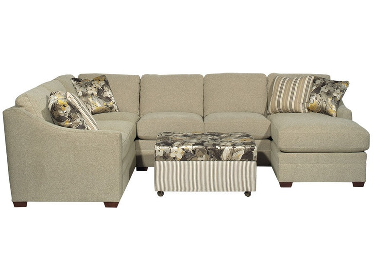 Craftmaster Living Room Sectional F9332-Sect - High Point .