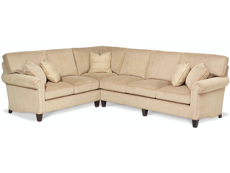 Taylor King Living Room Cozy Creations Sectional K133-Sectional .
